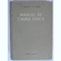 MANUAL DE CHIMIE FIZICA - I.F. FEDULOV