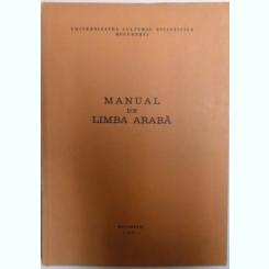 MANUAL DE LIMBA ARABA