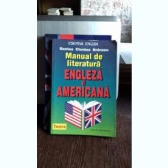 MANUAL DE LITERATURA ENGLEZA SI AMERICANA - BANTAS
