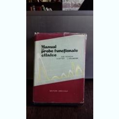 MANUAL DE PROBE FUNCTIONALE CLINICE - A. GITTER