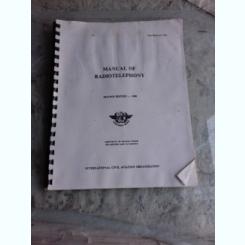 MANUAL DE RADIOTELEPHONY