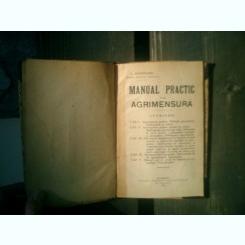 Manual practic de agrimensura - A. Anastasiu