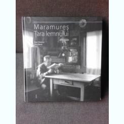 MARAMURES, TARA LEMNULUI - DAN DINESCU  (ALBUM)