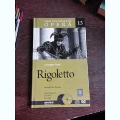MARI SPECTACOLE DE OPERA 13 , RIGOLETTO - GIUSEPPE VERDI ,CONTINE CD