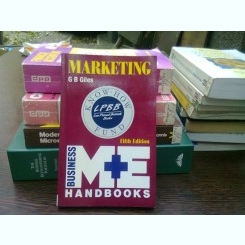 Marketing. Handbook business - G.B. Giles  (Marketing. Manual de afaceri)