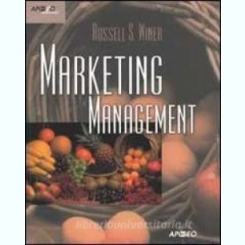 MARKETING MANAGEMENT - RUSSELL S. WINER  (CARTE IN LIMBA ITALIANA)