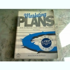 Marketing plans - Malcom McDonald  (Planuri de marketing)