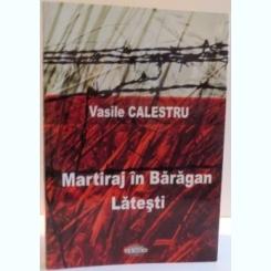 MARTIRAJ IN BARAGAN LATESTI DE VASILE CALESTRU , 2006