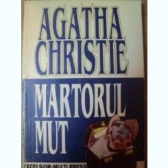 MARTORUL MUT - AGATHA CHRISTIE