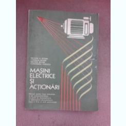 Masini electrice si actionari - Nicolae V. Botan