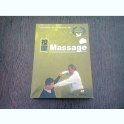 MASSAGE. CHINESE CULTURE SERIES  DVD BOOK