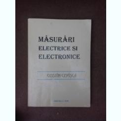 Masurari electrice si electronice - Costin Cepisca