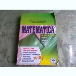 MATEMATICA CLASA A IX-A. ALGEBRA, GEOMETRIE, TRIGONOMETRIE = CATALIN PETRU NICOLESCU