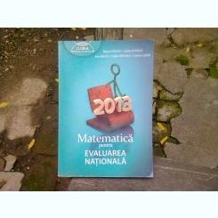 MATEMATICA PENTRU EVALUAREA NATIONALA 2013 - MARIUS PERIANU
