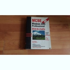 MCSE WINDOWS 2000 PROFESSIONAL -GHID DE STUDIU-LISA DONALD-JAMES CHELLIS