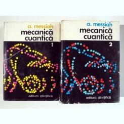 MECANICA CUANTICA-A.MESSIAH   2 VOLUME