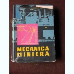 MECANICA MINIERA - J. MAERCKS