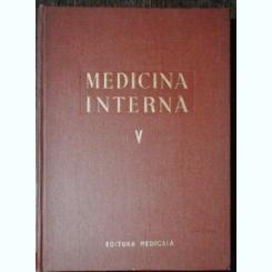 MEDICINA INTERNA VOL V - N.GH .LUPU