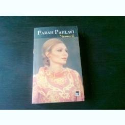 MEMORII - FARAH PAHLAVI