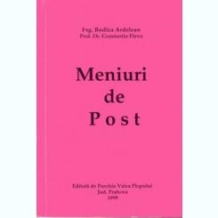 MENIURI DE POST - RODICA ARDELEAN