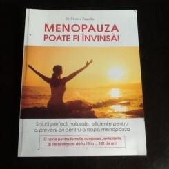 Menopauza poate fi invinsa - Monica Pascalu