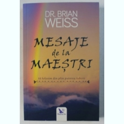 MESAJE DE LA MAESTRI - BRIAN WEISS
