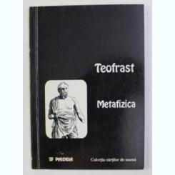 METAFIZICA- TEOFRAST , 1998
