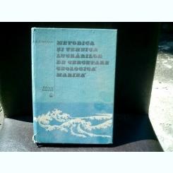 Metodica si tehnica lucrarilor de cercetare geologica marina - A. E. Smoldirev
