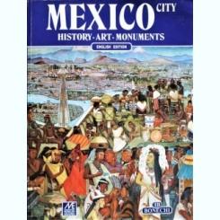 MEXICO CITY, EDITIA IN LIMBA ENGLEZA
