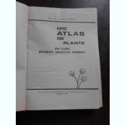 MIC ATLAS DE PLANTE - I. TODOR