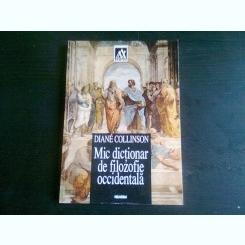 Mic dictionar de filozofie orientala - Diane Collinson
