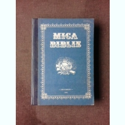 MICA BIBLIE - PARINTELE TEOCTIST 1994