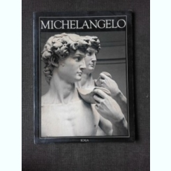 MICHELANGELO, ALBUM, TEXT IN LIMBA ENGLEZA DE LUTZ HEUSINGER