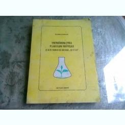 MICROINMULTIREA PLANTELOR HORTICOLE - FLORIN STANICA