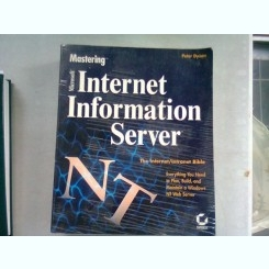 MICROSOFT INTERNET INFORMATION SERVER - PETER DYSON