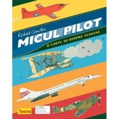 Micul pilot - Carte 3D