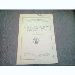 MIRCEA CEL BATRAN SI SUZERANITATEA UNGUREASCA - P.P. PANAITESCU
