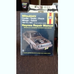 MITSUBISHI. HAYNES REPAIR MANUAL