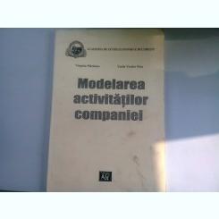 MODELAREA ACTIVITATILOR COMPANIEI - VIRGINIA MARACINE