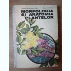 MORFOLOGIA SI ANATOMIA PLANTELOR DE GABRIELA SERBANESCU JITARIU , CONSTANTIN TOMA