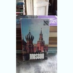 MOSCOU GUIDE ABREGE - V. TCHERNOV (GHID SCURT AL MOSCOVEI)
