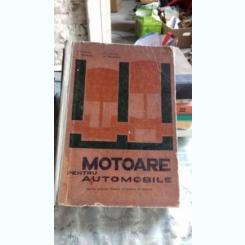 MOTOARE PENTRU AUTOMOBILE - D. BOGDAN