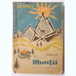 MUNTII - MIRCEA ILIE