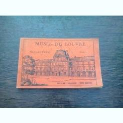 MUSEE DU LOUVRE. SCULPTURES. ANTIQUITES GRECQUES ET ROMAINEE - ALBUM SERIA A