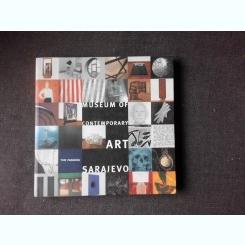 MUSEUM OF CONTEMPORARY ART SARAJEVO, ALBUM  (TEXT IN LIMBA ENGLEZA)