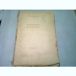 MUZEOGRAFIE ROMANEASCA - AL. TZIGARA-SAMURCAS