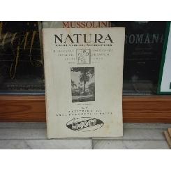 Natura revista pentru raspandirea stiintei no.8 15 Oct 1935 , Revista