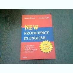 NEW PROFICIENCY IN ENGLISH - MIHAELA CHILARESCU