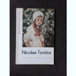 NICOLAE TONITZA, TEXT AMELIA PAVEL