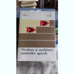 NIVELAREA SI MODELAREA TERENURILOR AGRICOLE - C. BARA